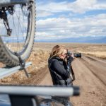 Whitney earning her Instagrams; Photo by Bryan Rowe