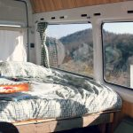 A Look Inside Our Converted Sprinter Van