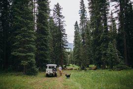 La Plata Mountains in Durango, Colorado. Photo: Alison Vagnini