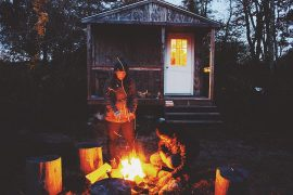 Never be bored around the campfire again—you may even learn something!